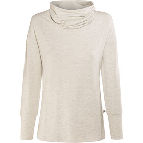 Royal Robbins Channel Island Pullover Dames, oatmeal heather